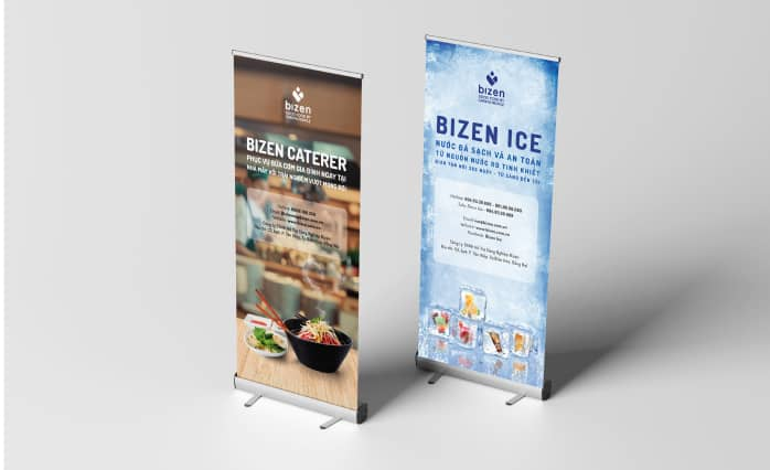 2 Standees 2 1